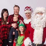 Santa and Mrs Cause at North Summit