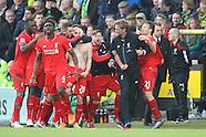 Norwich City v Liverpool 230116