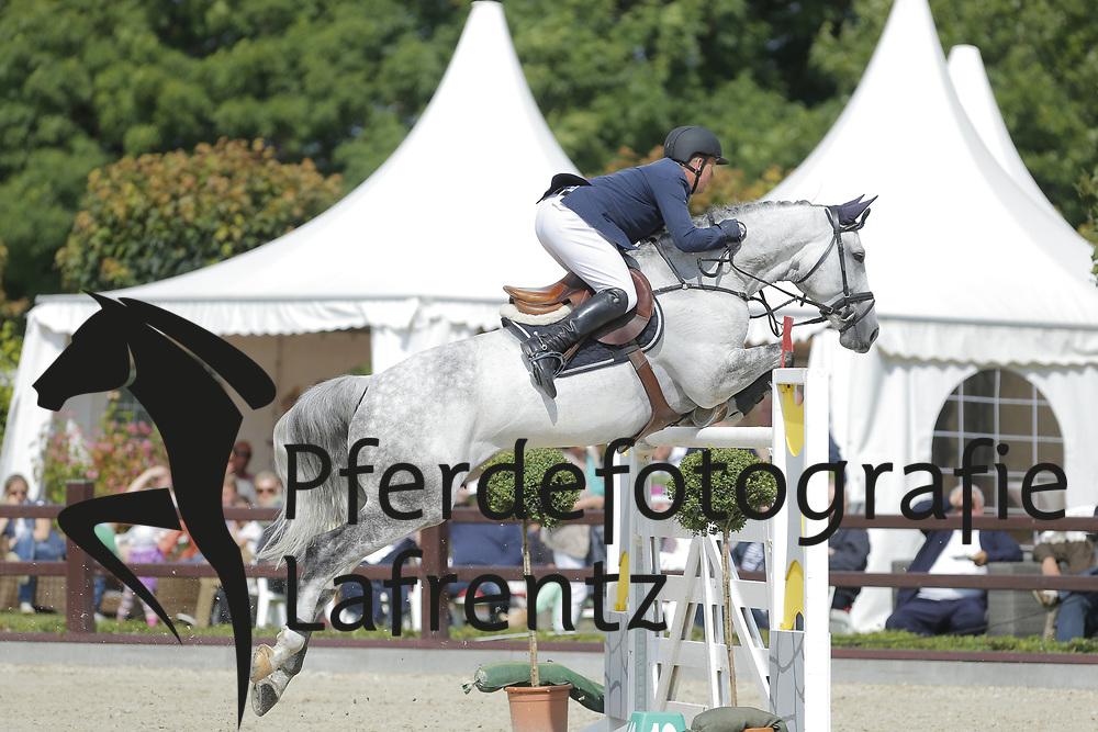 Gröpper, Claas, Cäsa<br /> Ehlersdorf - Ehlersdorfer Turniertage 2014<br /> Grosser Preis<br /> © www.sportfotos-lafrentz.de/ Stefan Lafrentz