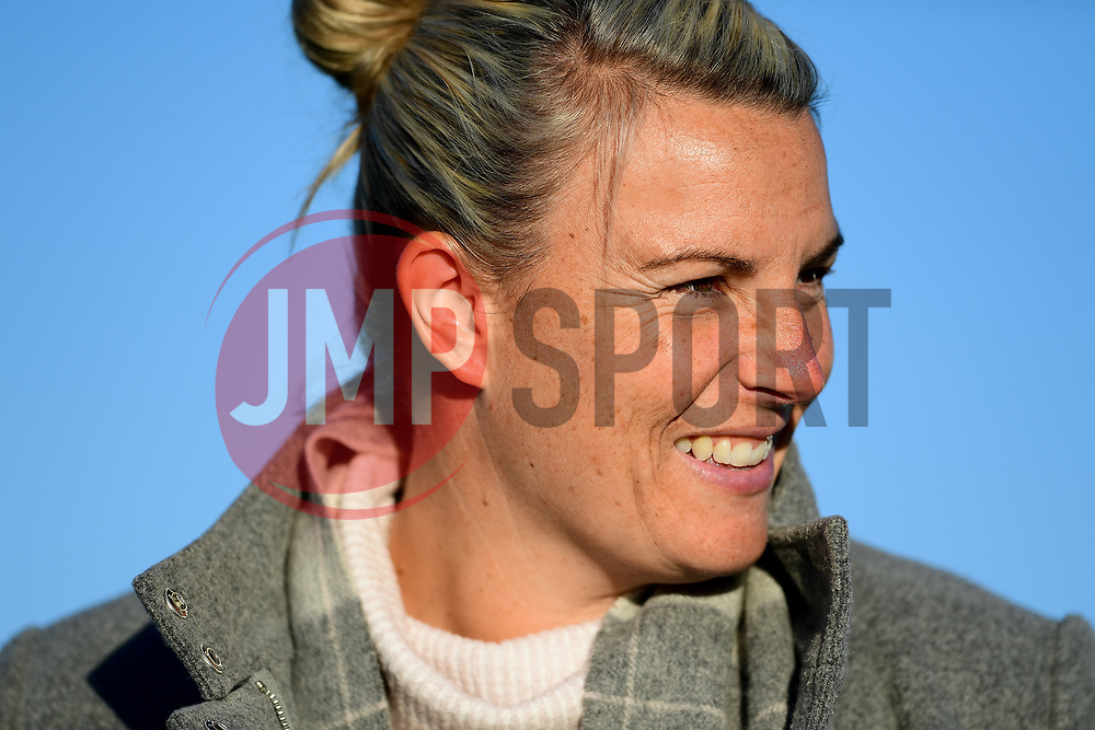 Tanya Oxtoby manager of Bristol City Women prior to kick off - Mandatory by-line: Ryan Hiscott/JMP - 19/01/2020 - FOOTBALL - Stoke Gifford Stadium - Bristol, England - Bristol City Women v Liverpool Women - Barclays FA Women's Super League