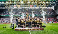 09.05.2013 Pokalfinale Esbjerg fB - Randers FC 1:0