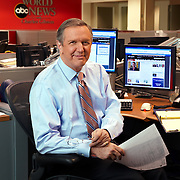Charlie Gibson, TV journalist
