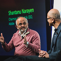 Adobe CEO Shantanu Narayen<br />