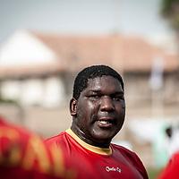 11/06/2013. Stade Iba Mr Diop, Dakar, Senegal. Ciré SAM pendant la demi-finale de la Coupe d'Afrique des Nations B contre la Namibie. ©Sylvain Cherkaoui