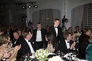 JOCKEYS: SEB SANDERS AND JAMIE SPENCER, The 2007 Cartier Racing Awards. Four Seasonss Hotel. London. 14 November 2007. -DO NOT ARCHIVE-© Copyright Photograph by Dafydd Jones. 248 Clapham Rd. London SW9 0PZ. Tel 0207 820 0771. www.dafjones.com.