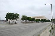 The old Boeing C-17 Globemaster III facility