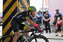 Pro-cyclist ROBIN CARPENTER (USA) of Team Hincapie, a local favorite in the 110.7miles/178.2km UCI 1.1 Men's America Tour during the Philadelphia Cycling Classic on Sunday June 5th, 2016, in Philadelphia Pennsylvania
