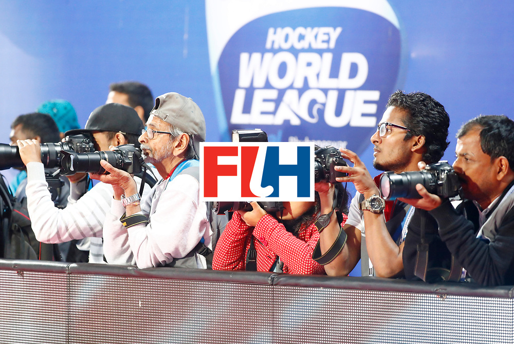 Odisha Men's Hockey World League Final Bhubaneswar 2017<br /> Match id:13<br /> Belgium v India<br /> Foto: Press<br /> COPYRIGHT WORLDSPORTPICS KOEN SUYK