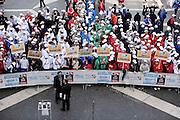 DESCRIZIONE : Roma Trofeo delle Regioni Cesare Rubini Kinder+Sport 2014 - Cerimonia di Apertura<br /> GIOCATORE : atleti<br /> SQUADRA : FIP Federazione Italiana Pallacanestro <br /> EVENTO : Trofeo delle Regioni Cesare Rubini Kinder+Sport 2014 - Cerimonia di Apertura<br /> GARA : Trofeo delle Regioni Cesare Rubini Kinder+Sport 2014 - Cerimonia di Apertura<br /> DATA : 01/04/2014<br /> CATEGORIA : Conferenza<br /> SPORT : Pallacanestro <br /> AUTORE : Agenzia Ciamillo-Castoria/GiulioCiamillo