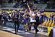 Galbiati Paolo Comazzi Stefano<br /> FIAT Torino - Grissin Bon Reggio Emilia<br /> Lega Basket Serie A 2018-2019<br /> Torino 03/02/2019<br /> Foto M.Matta/Ciamillo & Castoria