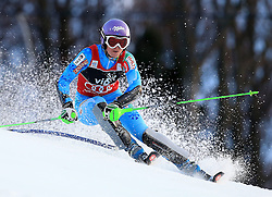 04.01.2013, Crveni Spust, Zagreb, AUT, FIS Ski Alpin Weltcup, Slalom, Damen, 1. Lauf, im Bild Tina Maze (SLO) // Tina Maze of Slovenia in action during 1st Run of the ladies Slalom of the FIS ski alpine world cup at Crveni Spust course in Zagreb, Croatia on 2013/01/04. EXPA Pictures © 2013, PhotoCredit: EXPA/ Pixsell/ Jurica Galoic..***** ATTENTION - for AUT, SLO, SUI, ITA, FRA only *****