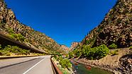 USA-Colorado-Glenwood Canyon