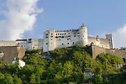Festung Hohensalzburg, das historische Zentrum der Stadt Salzburg, UNESCO Welterbestätte, Österreich | Hohensalzburg Fortress, the historic center of the city of Salzburg, a UNESCO World Heritage Site, Austria