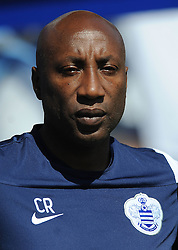Queens Park Rangers Manager, Chris Ramsey - Photo mandatory by-line: Dougie Allward/JMP - Mobile: 07966 386802 - 16/05/2015 - SPORT - football - London - Loftus Road - QPR v Newcastle United - Barclays Premier League
