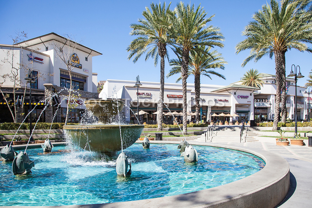 Town Center In Aliso Viejo