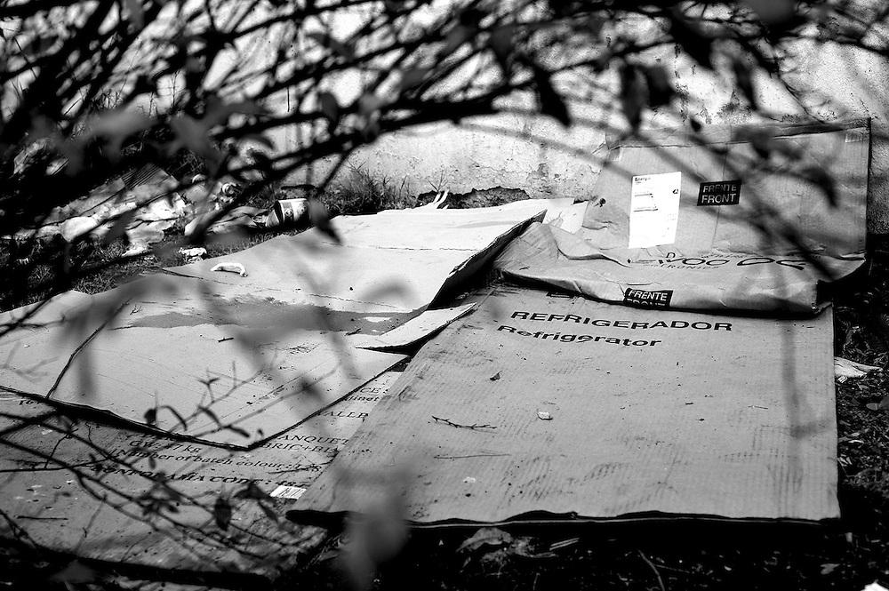 DE LA SERIE RASO. Trayecto: Parque Rodo, cerca del MNAV. Montevideo, 24/07/2013.<br /> Foto: Ricardo Antunez<br /> URUGUAY<br /> 2013