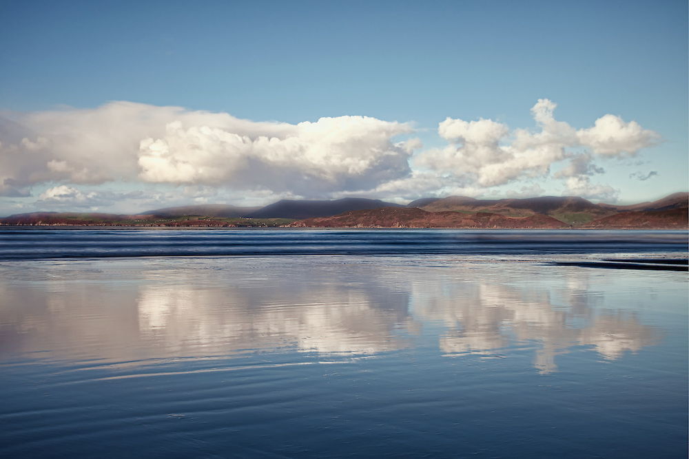 A beautiful unspoilt beach located at Rossbeigh, Ireland, approximately 15 minutes walk from Glenbeigh Village