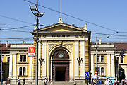 Train Station, Belgrade, Serbia