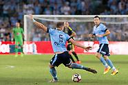 2017 A-League Sydney FC v Wellington Phoenix