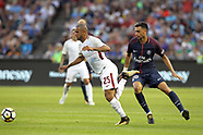 AS Roma and Paris Saint-Germain FC 19 July 2017