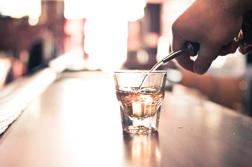 Whiskey Pour, El Matador, Commercial Photography by Pettepiece Photography, Olympia, Tacoma, Seattle, Portland.