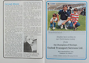 All Ireland Senior Hurling Championship Final,.07.09.1986, 09.07.1986, 7th September, 1986,.07091986AISHCF,.Cork 4-13, Galway 2-15,.Minor Cork v Offaly,.Senior Cork v Galway,.United Transport Services Ltd,