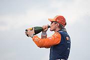 April 5-7, 2019: IndyCar Grand Prix of Alabama. Scott Dixon, Chip Ganassi Racing