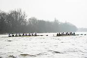 Putney, London, Pre Boat Race Fixture, <br /> Cambridge University Boat Club {CUBC} v Germany over the River Thames, Championship Course Putney to Mortlake, Saturday 12/03/2016. [Mandatory Credit; Patrick White/Intersport-images]<br /> <br /> Cambridge on , Crew, Bow: Felix Newman &ndash; 83.2kg, 2: Ali Abbasi &ndash; 88.4kg, 3: Charles Fisher &ndash; 91.8kg, 4: Clemens Auersperg &ndash; 90.4kg, 5: Luke Juckett &ndash; 82.0kg, 6: Henry Hoffstot &ndash;  92.6kg, 7: Ben Ruble &ndash; 83.4kg, Stroke: Lance Tredell &ndash; 94.2kg, Cox: Ian Middleton &ndash; 54.0kg