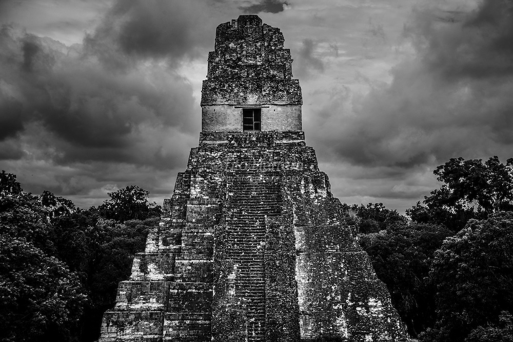 Tikal is a large archaeological site in Guatemala, the largest excavated site in the Americas. It is Guatemala's most famous cultural and natural preserve, and is located in the department (state) of El Petén. The ruins are part of Guatemala's Tikal National Park and in 1979 it was declared a UNESCO World Heritage Site.