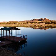 Orange River, South Africa/ Namibia border.