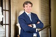 2013/07/04 Roma, nella foto Claudio Sposito, presidente e amministratore delegato Fondo Clessidra sgr.<br /> Rome, in the picture Claudio Sposito, chairman and CEO Fondo Clessidra sgr - &copy; PIERPAOLO SCAVUZZO