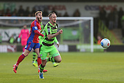 Forest Green Rovers Rhys Murphy(39) runs forward during the Vanarama National League match between Forest Green Rovers and Aldershot Town at the New Lawn, Forest Green, United Kingdom on 5 November 2016. Photo by Shane Healey.
