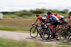 Lisa Brennauer (GER) of WNT Rotor Pro Cycling rides on Stage 2 of 2019 OVO Women's Tour, a 62.5 km road race starting and finishing in the Kent Cyclopark in Gravesend, United Kingdom on June 11, 2019. Photo by Balint Hamvas/velofocus.com