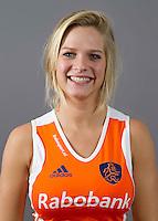 ARNHEM - KITTY VAN MALE. Nederlands hockeyteam dames 2012. FOTO KOEN SUYK/KNHB