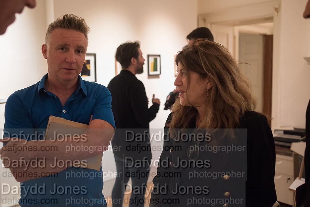 TOM HUNTER; JILLIAN EDELSTEIN Opening of Photo London, 2018. Somerset House. London. 16 May 2018