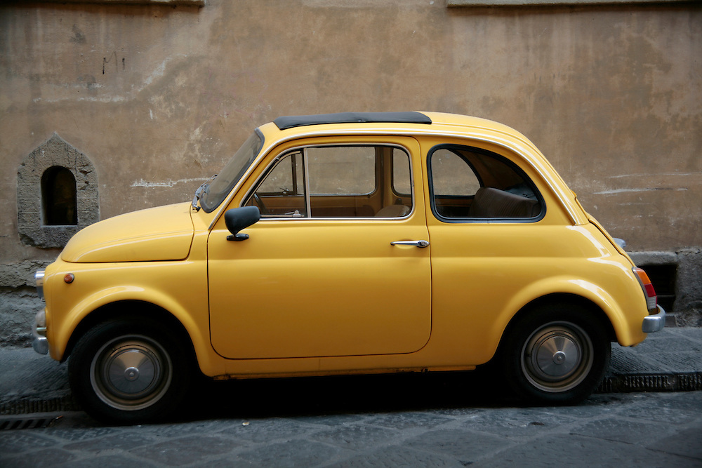 Fiat, Florence, Italy, Florence, Italy