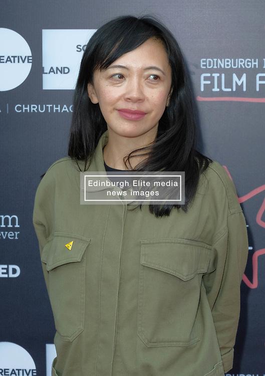 Edinburgh International Film Festival, Thursday, 21st June 2018<br /> <br /> Jury Photocall<br /> <br /> Pictured:  Yung Kha of the International Jury<br /> <br /> (c) Alex Todd | Edinburgh Elite media