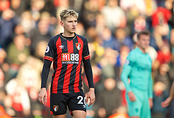 BOURNEMOUTH, ENGLAND - Sunday, November 25, 2018: AFC Bournemouth's David Brooks during the FA Premier League match between AFC Bournemouth and Arsenal FC at the Vitality Stadium. (Pic by David Rawcliffe/Propaganda)