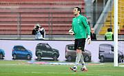 Udine, 01 febbraio 2015<br /> Serie A 2013/2014. 21^ giornata.<br /> Stadio Friuli.<br /> Udinese vs Juventus..<br /> Nella foto: il portiere della Juventus Gianluigi Buffon.<br /> © foto di Simone Ferraro