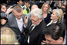 File photo - Rolf Harris is facing three further prosecutions for sexual assault