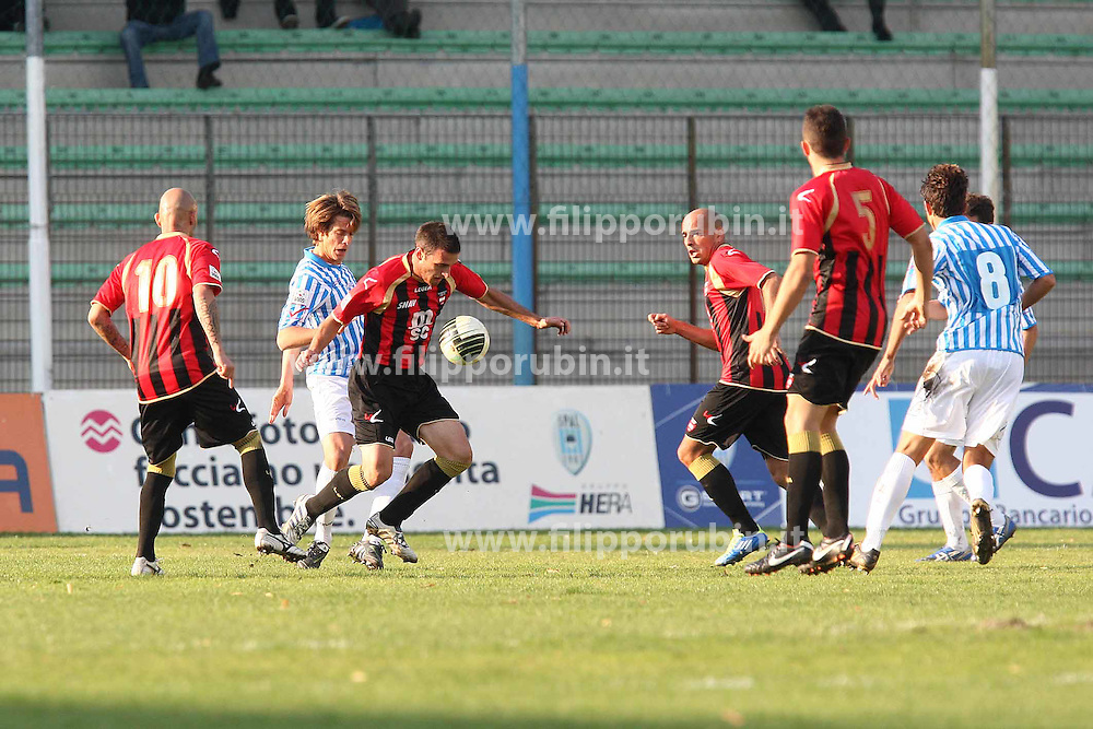SPAL - SORRENTO: GUARDALINEE FASSINA ALESSANDRO