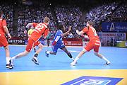 DESCRIZIONE : France Tournoi international Paris Bercy Equipe de France Homme France Islande 17/01/2010<br /> GIOCATORE : Abalo Luc<br /> SQUADRA : France<br /> EVENTO : Tournoi international Paris Bercy<br /> GARA : France Islande<br /> DATA : 17/01/2010<br /> CATEGORIA : Handball France Homme Action<br /> SPORT : HandBall<br /> AUTORE : JF Molliere par Agenzia Ciamillo-Castoria <br /> Galleria : France Hand Homme 2009/2010  <br /> Fotonotizia : France Tournoi international Paris Bercy Equipe de France Homme France Islande 17/01/2010 <br /> Predefinita :