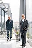 Portrait : Eric Holder for the WSJ
