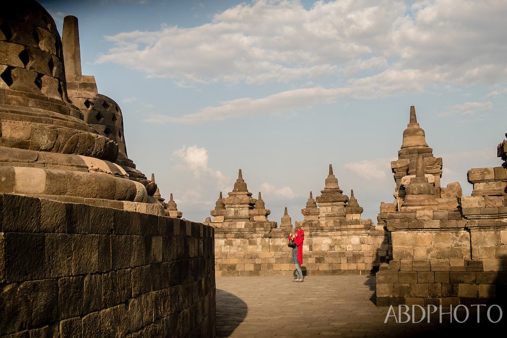 borobudur yogyakarta java indonesia