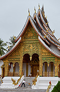 Laos. Luang Prabang. The Royal Palace.