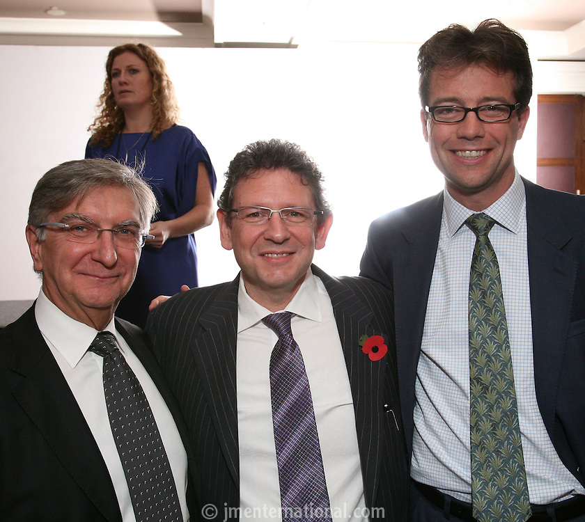 Daniel Scolan, Executive VP Investor Relations, Vivendi, Lucian Grainge and Paul Reynolds, Managing Director, Head of European Media Research, Deutsche Bank
