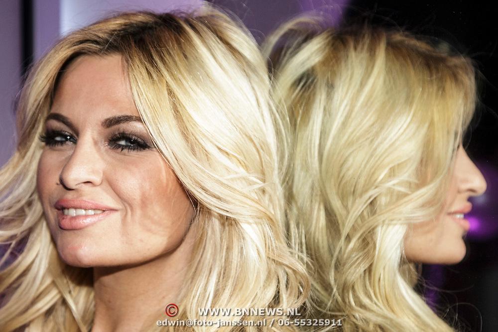 """NLD/Oostzaan/20150202 - Jennifer Hoeve """"Big Hair is an Addiction"""", Bobbi Eden"""