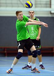 22-10-2014 NED: Selectie SSS seizoen 2014-2015, Barneveld<br /> Topvolleybal SSS Barneveld klaar voor het nieuwe seizoen 2014-2015