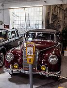 Serbia, Belgrade: Car museum