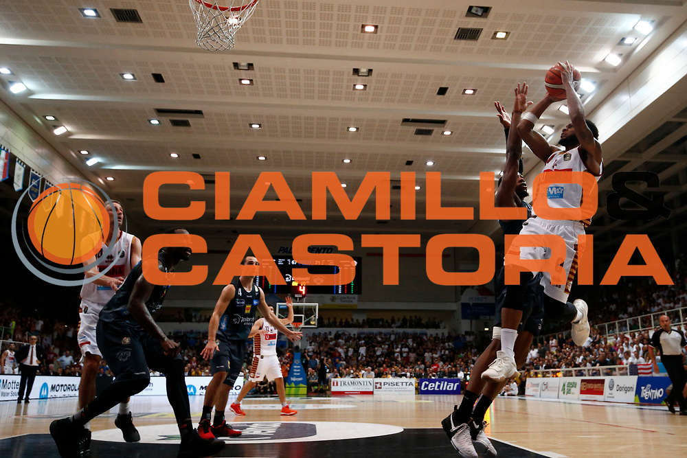 Haynes Marquez<br /> Umana Reyer Venezia - Dolomiti energia Trento<br /> Lega Basket Serie A 2016/2017<br /> Play Off Finale Gara 6 <br /> Trento 20/06/2017<br /> Foto Ciamillo-Castoria/A. Gilardi